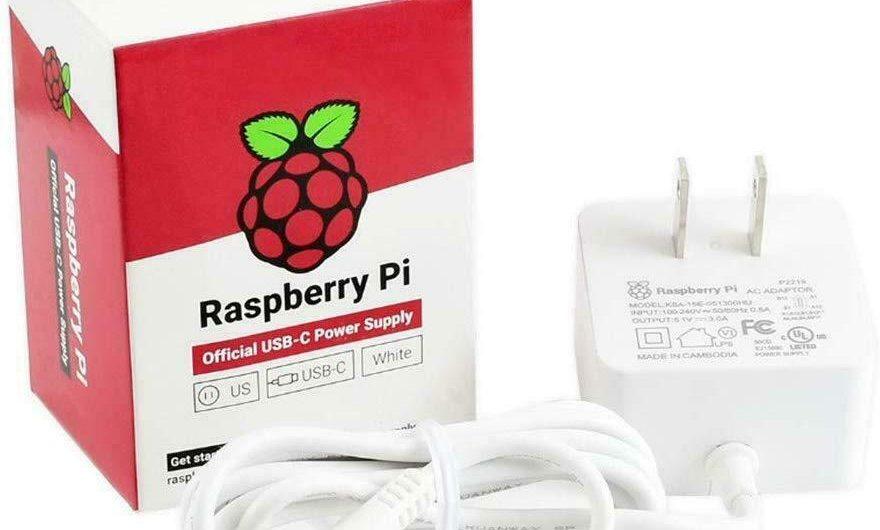 Corriente en Raspberry Pi